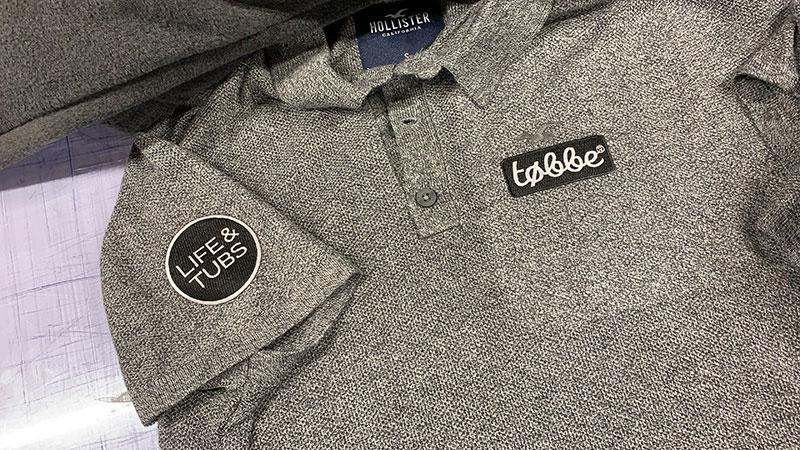 Bedrijfskleding met logo